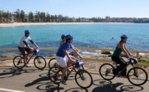 manly bike tours sydney