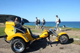 Explore the Northern Beaches by Harley or Trike