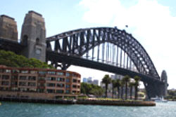 Harbour Bridge Pylon