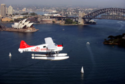 Seaplane Scenic Flights Australia