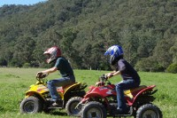 Quad Biking in Australia