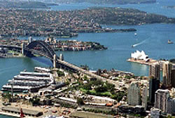 Scenic Flights over Sydney Harbour
