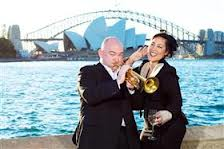 James Morrison and Kate Ceberano