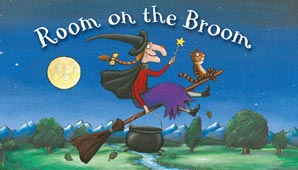 Room on the Broom in Sydney