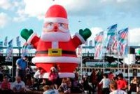Santa Fest Darling Harbour Sydney