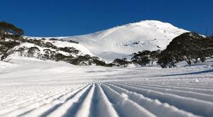 Skiing in Sydney