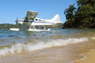 Seaplane Romantic Sydney