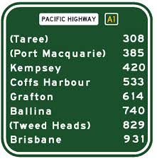Pacific Highway Australia