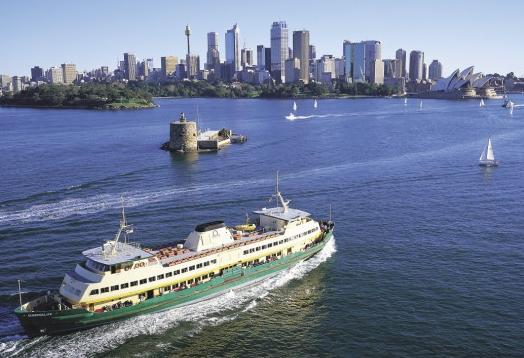 Manly Ferry Sydney Harbour