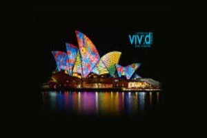 Romantic Vivid in Sydney