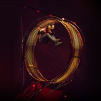 Cirquedusoleil wheel of death